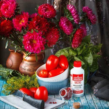 AGROMERA - профессиональные средства для дачников и садоводов